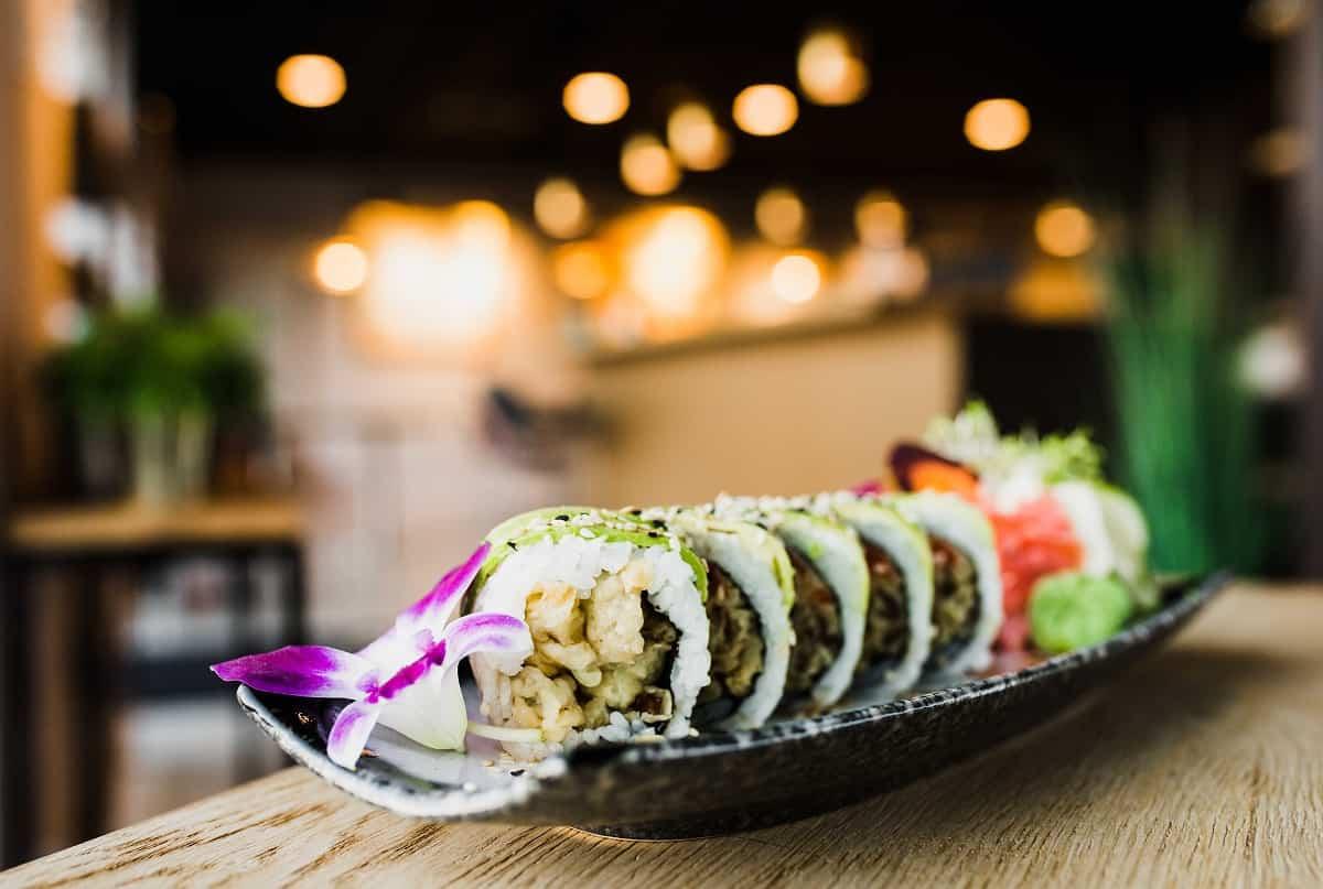 Restauracja Rokietnica, Sushi Rokietnica