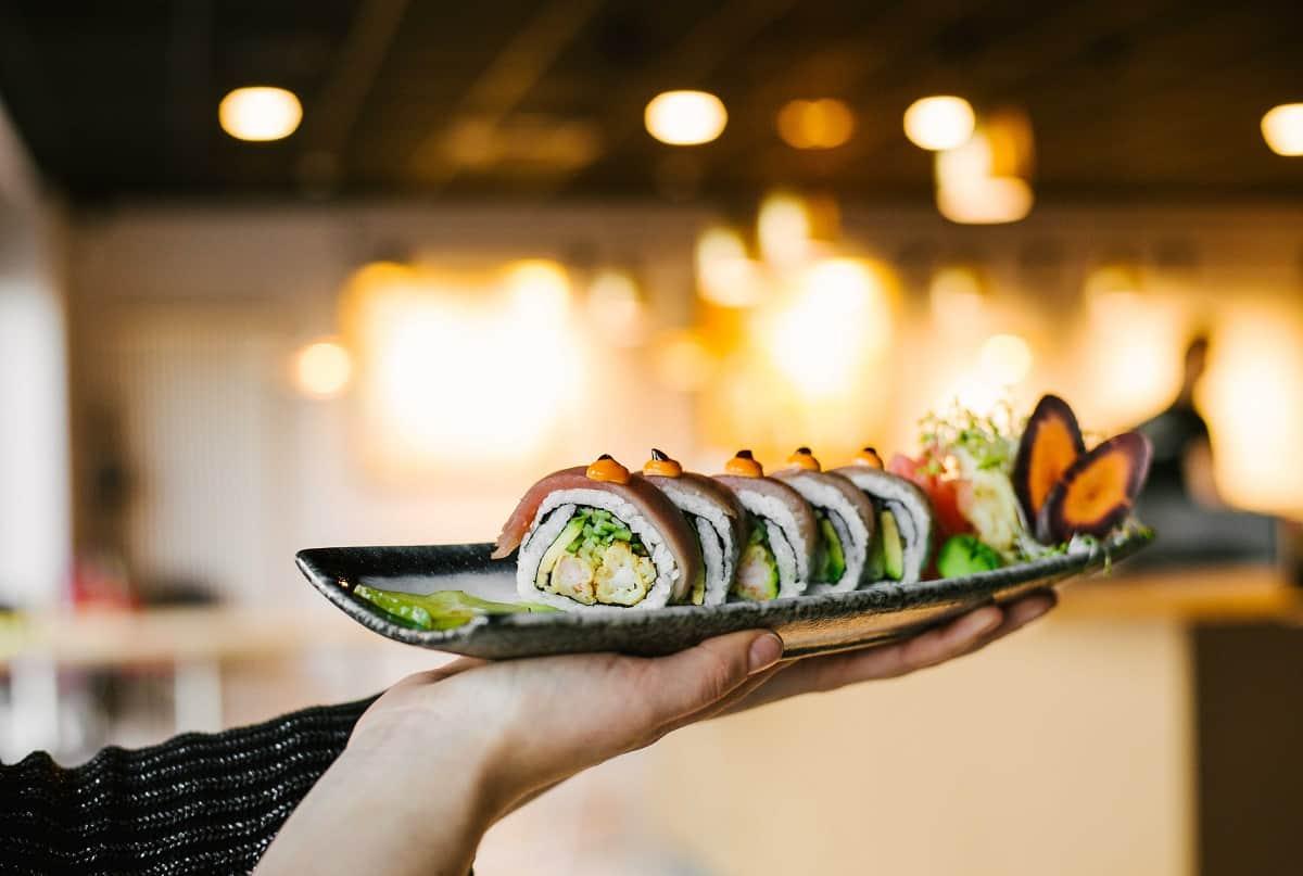 Restauracja Przeźmierowo, Sushi Przeźmierowo