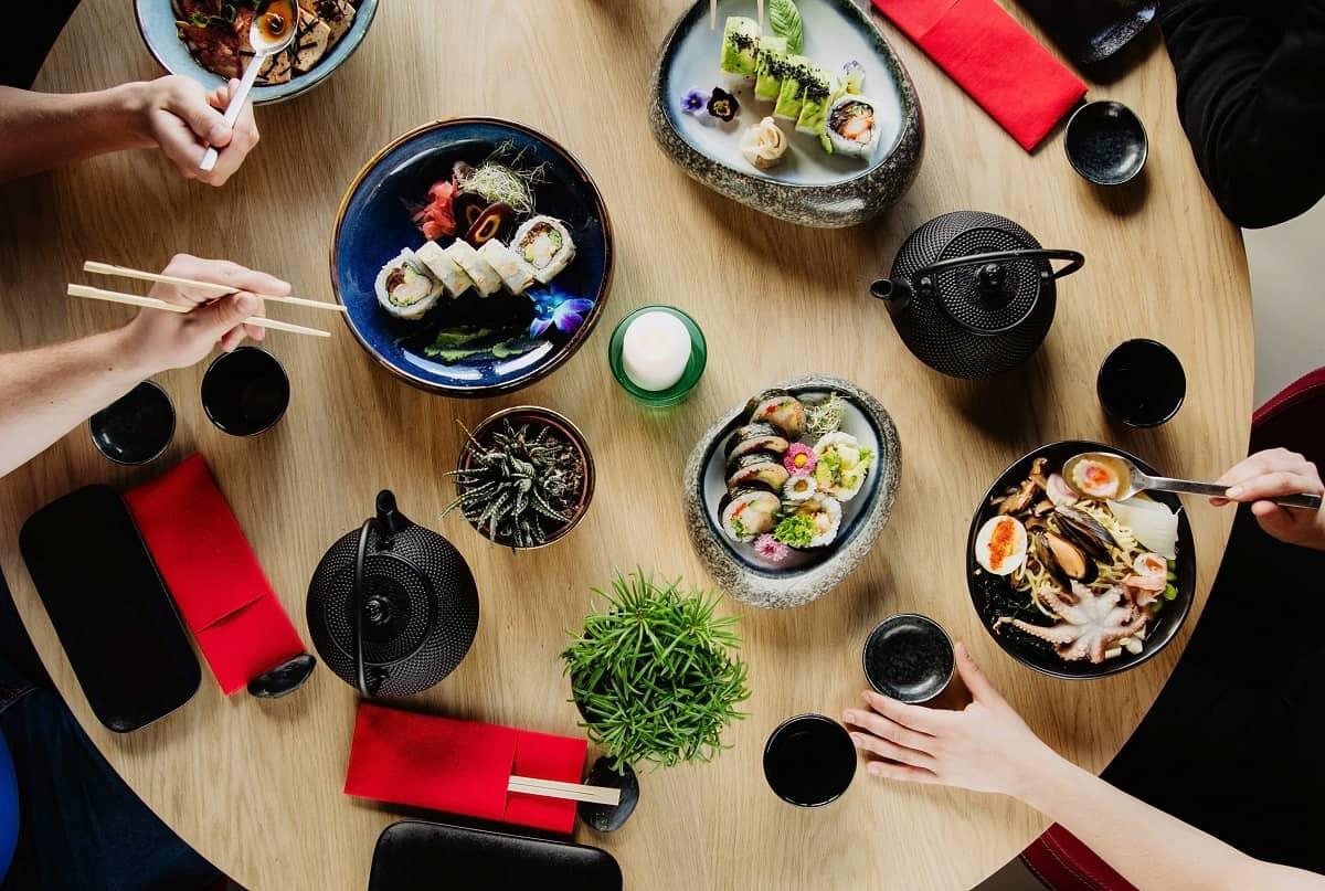 Restauracja Skórzewo, Sushi Skórzewo