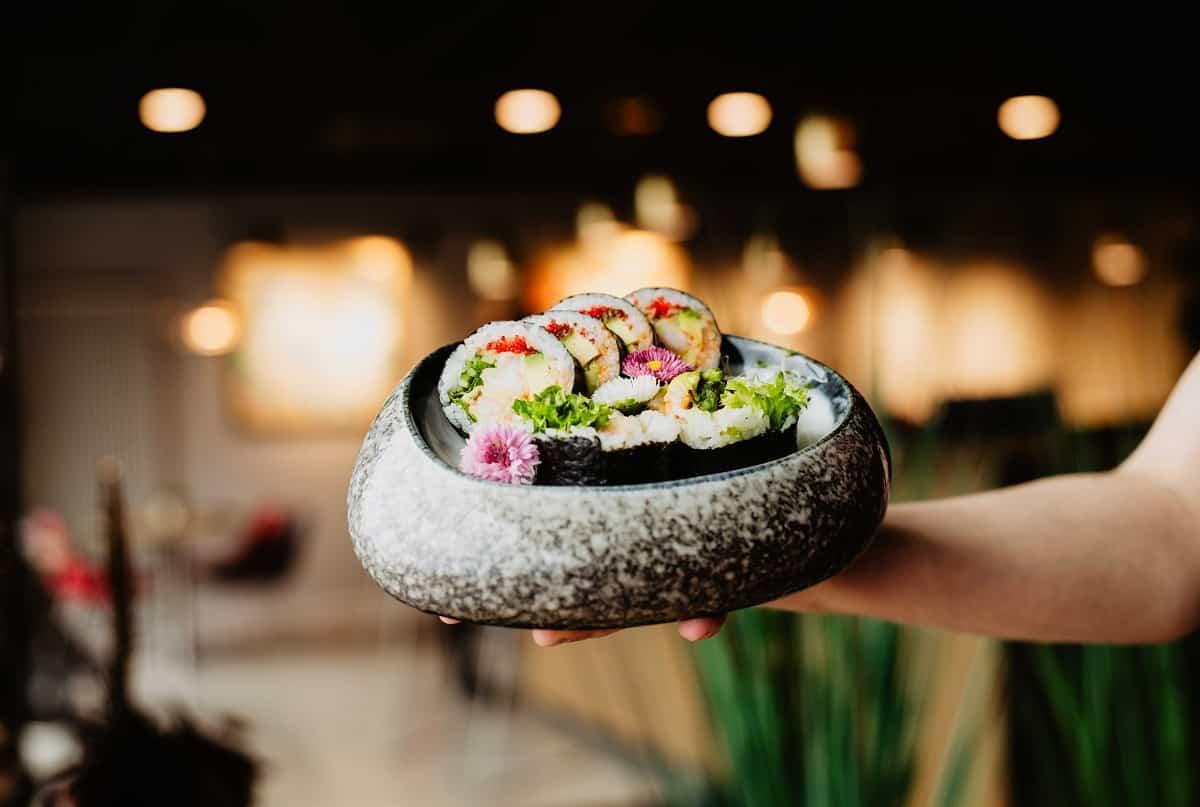Restauracja Napachnie, Sushi Napachnie